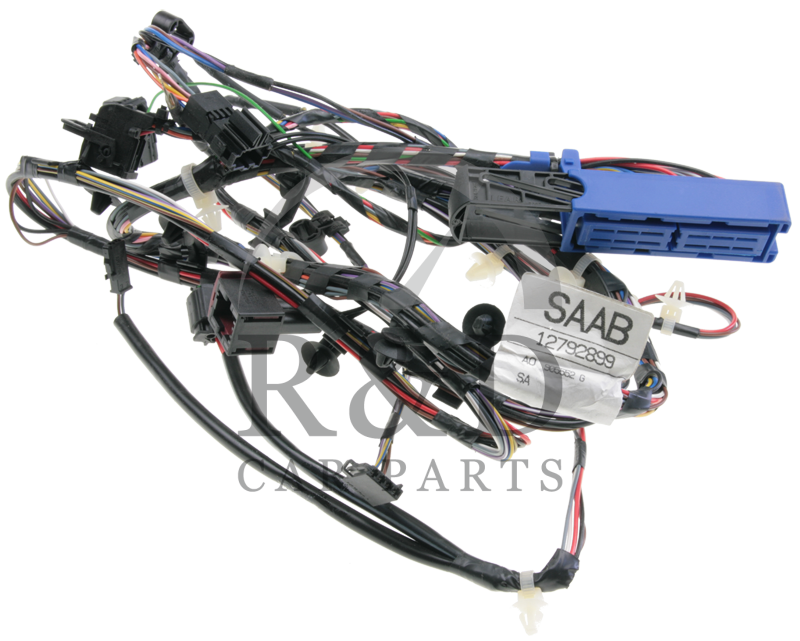 saab 9 3 rear wire harness   26 wiring diagram images