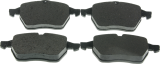 5055371, 5062203, 5392485, 5532544, 9195146, 93192749, Saab, 9-3, 900, 9-5, Brakes, Brake pads, Front, Offer:, Genuine, Brake, Pads, 900ng/9-3v1/9-5