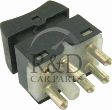 1347045, 1347063, Volvo, 240, 260, 740, 760, Electrical, Sensors, Switches, Window, Switch, 240/260/740/760