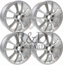 "12763042, Saab, 9-3, 9-5, 900, Accessories, Alloy wheels, 18"", Special, Offer:, Set, 18, Inch, Alloy, Wheels, 10-spoke"