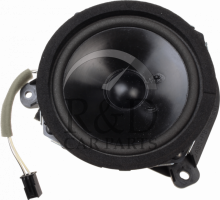 12762266, Saab, 9-3, Speaker, Left, Front, Door, 9-3sc, Used