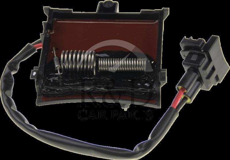 Volvo Dual Speed Fan Homemade Relay Circuit