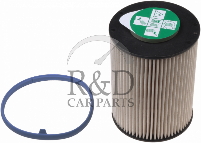 Fuel Filter Insert 5-CYL sel and D4204TX Volvo V70/S80/XC70/S60/V60/XC60 on