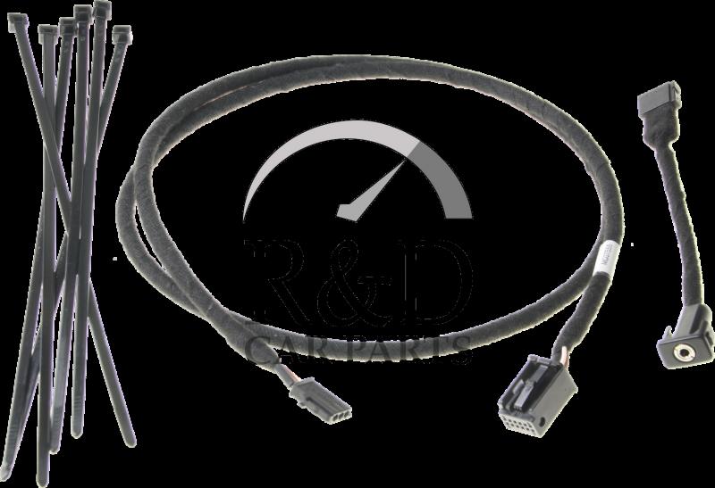Audio Aux Adapter Kit Saab 9 3 12797129