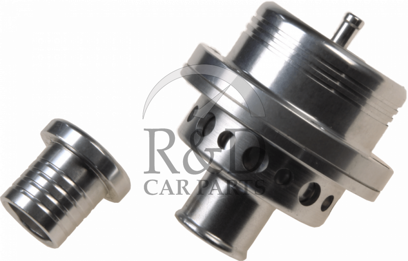 Performance Turbo bypass/Blow off valve (BOV), Silver, Atmospheric