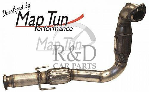 2003 saab 9-3 turbo downpipe