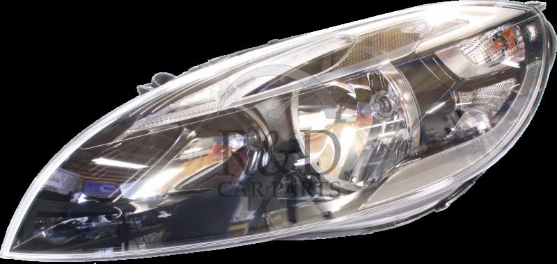 Headlight Lh Halogen Volvo V40 13 Ch 122377 Ch 38785
