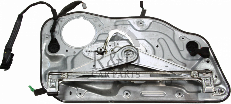 VOLVO V50 S40 2004/>2012 FRONT RIGHT SIDE WINDOW REGULATOR WITH PANEL OE 31253514