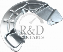 SAAB 900 CLASSIC front brake Dust Shield Cover 87-93