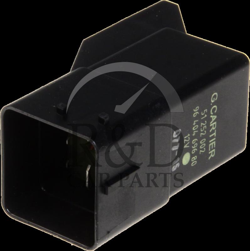 Relay Glow Plug System Volvo S40  V50  C30  C70  V70 Diesel