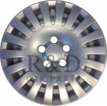 12785702, Saab, 9-3, Accessories, Steel rims, Wheel caps, Wheel, Cap, 15, Inch, 9-3ss