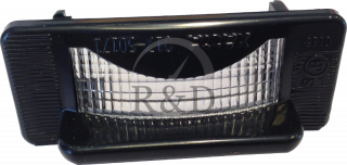 3540331, Volvo, 240, 260, Lighting, Bulbs, Interior, Number plate lamps, License, Plate, Lamp, 5d, 240/260
