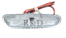 30613666, 30809535, Volvo, S40, V40, Lighting, Fender direction lamp, Side, Marker, White, Rh, Front, &, Lh, Rear, S40/v40