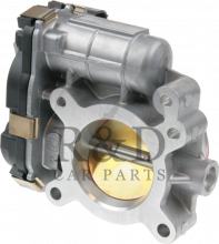 55354710, 93189207, Saab, 9-3, Engine, Engine control, Inlet, Throttle body, Throttle, Body, B207