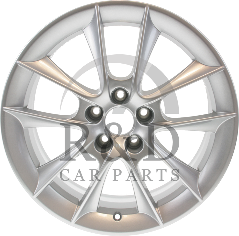 18 Inch Alloy Wheel 10 Spoke Alu 65 Saab 9 3ss 03 12