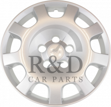 12768993, Saab, 9-3, 9-5, Accessories, Steel rims, Wheel caps, Wheel, Cover, Kit, For, 16, Inch, Steel, Rims, 9-3ss