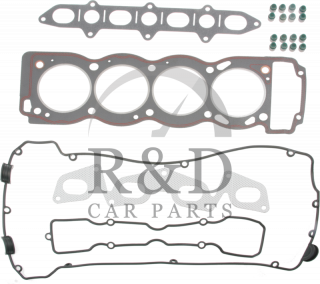 32019892, 7518996, 7584436, 8819831, 8822041, 9181348, Saab, 900, 9000, Engine, Gaskets, Cylinder head gaskets, Decarb, Gasket, Set, 900kl/9000, B202