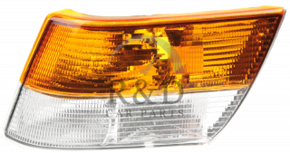 4014916, Saab, 900, Lighting, Corner lamps, Front, Corner, Lamp, Lh