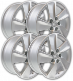 "13241704, Saab, 9-5, Accessories, Alloy wheels, 17"", Set, Of, 4x, Alloy, Wheel, Alu, 100, 9-5ng"