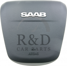13284115, Saab, 9-5, Electrical, Airbag, Airbag modules, Module, Steering, Wheel, Jet, Black, 9-5ng