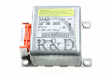 4619680, 5038047, 5266564, Saab, 900, Electrical, Airbag, Airbag modules, Ecu, 900ng