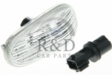 12777318, 12785743, Saab, 9-3, 9-5, Lighting, Fender direction lamp, Direction, Indicator