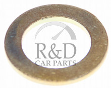 9132937, Saab, 9-3, 900, 9-5, 9000, Engine, Lubricating system, Oil drain washer, Gasket, Oil, Pan, 9000/900ng/9-3v1/9-5, Petrol