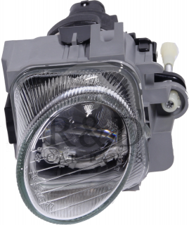 9151324, 9451598, Volvo, 850, Lighting, Fog lights, Fog, Lamp, Lh