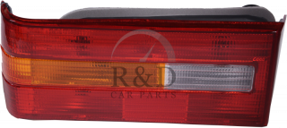 3518162, Volvo, 740, Lighting, Tail lamps, Tail, Lamp, With, Fog, Light, Rh, 4d