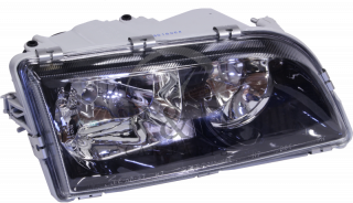 30899679, Volvo, S40, V40, Lighting, Head lamp, Head lamps, Head, Lamp, Black, Rh, S40/v40