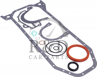 271434, Volvo, 740, 760, 780, 940, 960, Engine, Gaskets, Conversion gasket sets, Conversion, Gasket, Set, D24t, 740/760/780/940/960