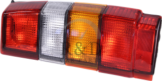 3518909, 9127608, Volvo, 740, 760, 940, 960, Lighting, Tail lamps, Tail, Lamp, Rh, 5d, 740/760/940/960