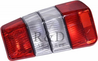 1372440, Volvo, 240, 260, Lighting, Tail lamps, Tail, Lamp, Rh, White, 5d, 240/260