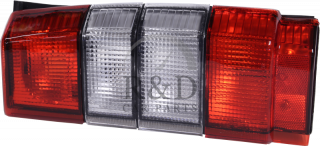 3518909, 9127608, Volvo, 740, 760, 940, 960, Lighting, Tail lamps, Tail, Lamp, 5d, White, Rh, 740/760/940/960