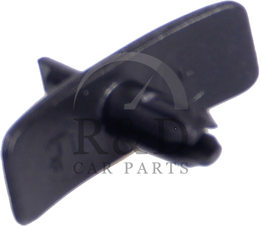 1997 Volvo S90 Transmission: Clip Bonnet Insulation/Radiator Seal/ Door Seal Volvo 740