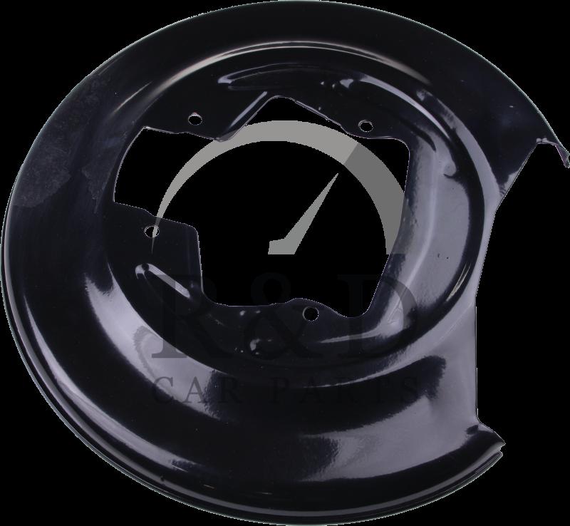 Volvo S60 Brake Pads: Brake Dust Shield, Rear, LH/RH Volvo S60, S/V70, S80, 9434183