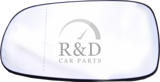 12845642, 12845643, 32019476, Saab, 9-3, 9-5, Body, Mirrors, Interior, Grilles, Bumpers etc., Mirrorglas, 9-3ss/9-5