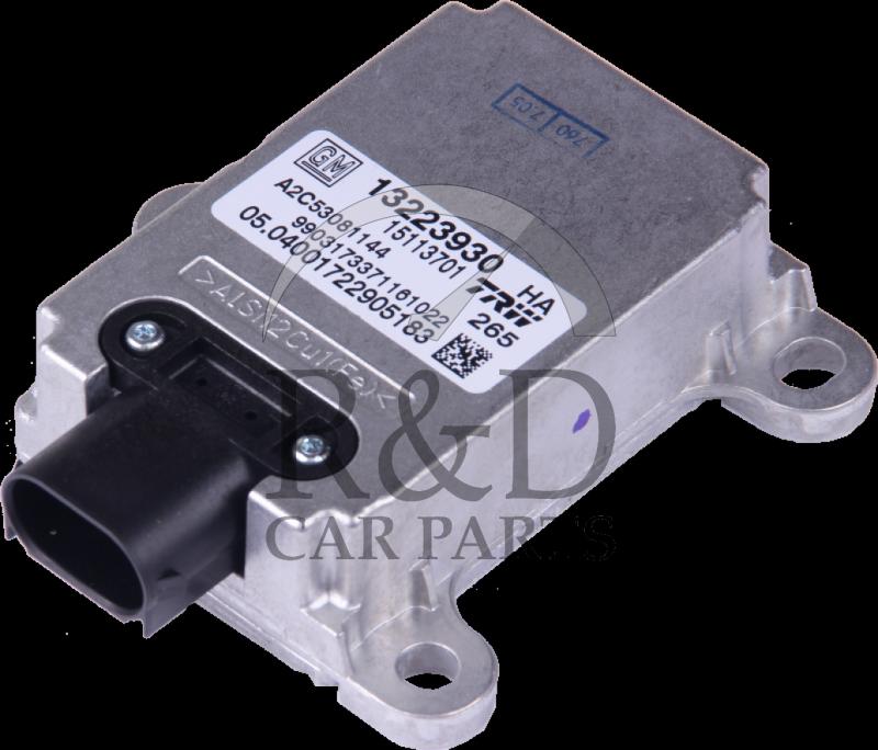 Yaw Rate Sensor ABS Saab 9-3SS '03-'11
