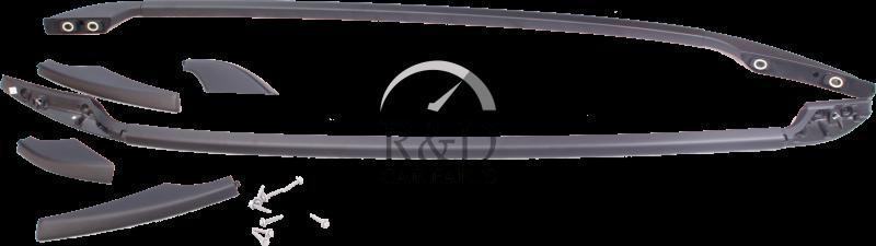 Full Roof Rack Bar Kit SUM108 Mountney Direct Fit ~ SAAB 9-3 2003-2012