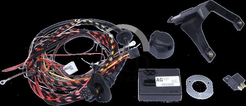 Terrific Saab Towbar Wiring Harness Basic Electronics Wiring Diagram Wiring Database Gramgelartorg