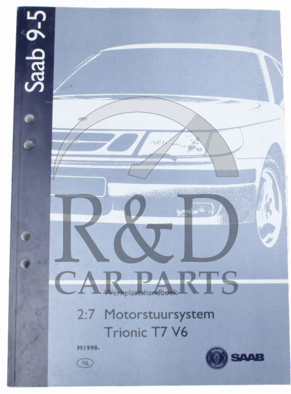 workshop manual saab 9 5 2 7 engine steering trionic 370379 rh rendcarparts com saab 9 5 service manual download saab 9-5 wis service manual