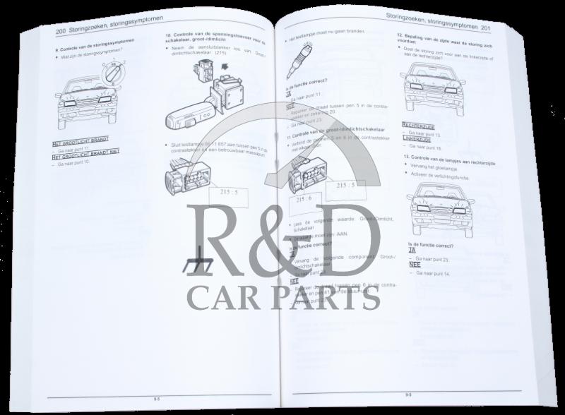 saab 9 5 workshop manual