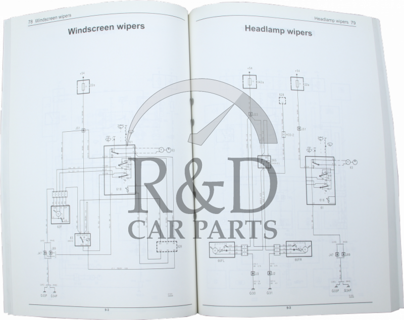workshop manual saab 9 3 3 2 electrical system wiring diagrams 393702 rh rendcarparts com  workshop wiring diagram uk