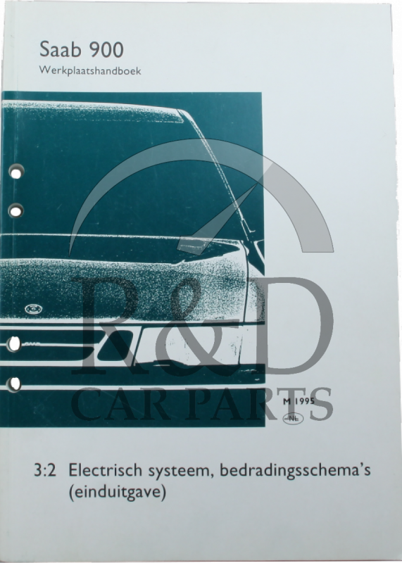 Workshop Manual Saab 900ng 3 2 Electric System Wiring Diagrams
