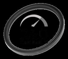 For Volvo 850 960 C70 S40 S60 S70 S80 S90 V40 V50 Engine Crankshaft Seal Elring