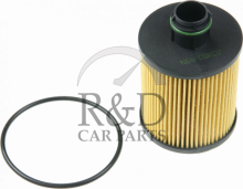 93191747, 93195862, Saab, 9-3, Engine, Lubricating system, Oilfilter, Maintenance, Filters, Oil filters, Oil, Filter, 9-3ss, 1.9ttid, Z19dtr/a19dtr