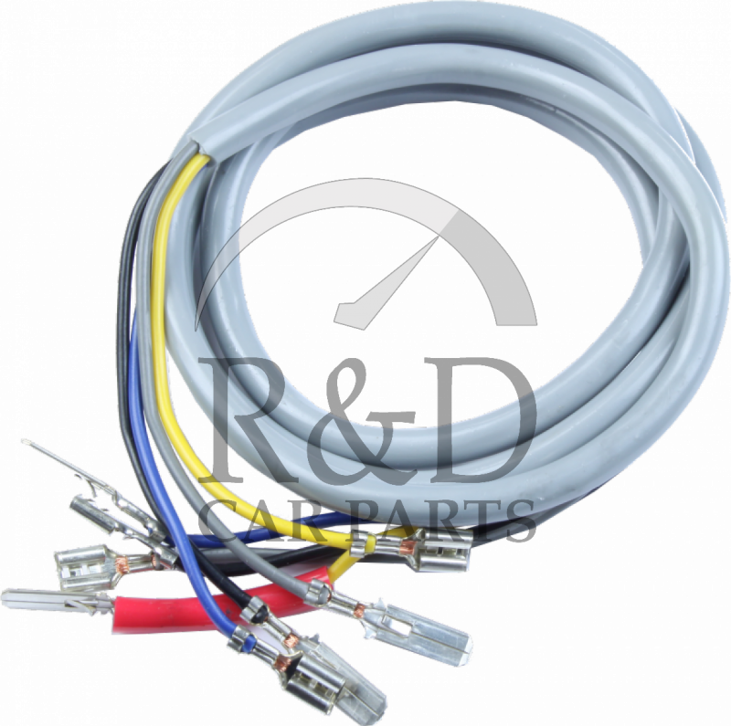 Wiring Harness RH Boot lid 5D Volvo 240/260, 1259468 | Volvo 240 Wiring Harness |  | R&D Car Parts, specialist in Volvo and Saab parts