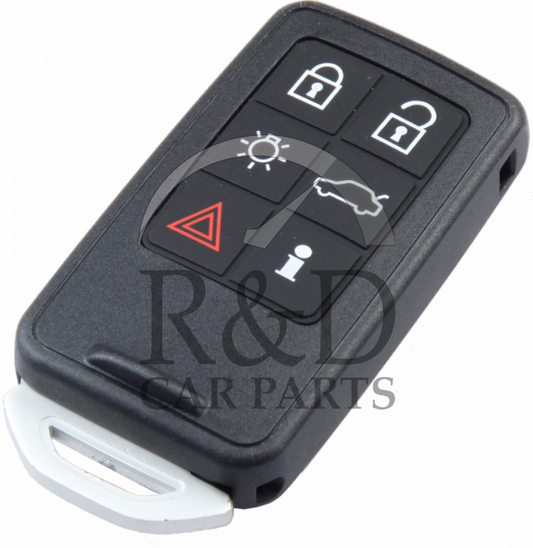 shop remotes button remote volvo n fcc fob p pn id key entry keyless
