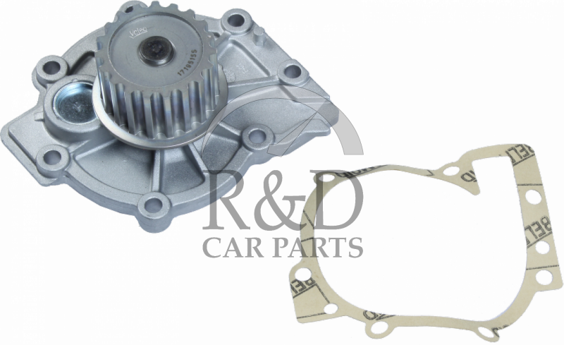 Volvo Water Pump D5 S60//V70//S80//XC90 Genuine Volvo Pump