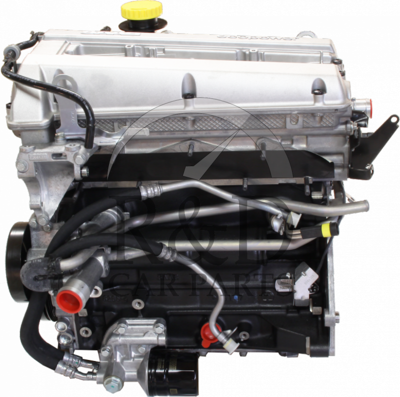 2002 Saab 43594 Transmission: New Engine B205 Saab 9-3/9-5, 32015478